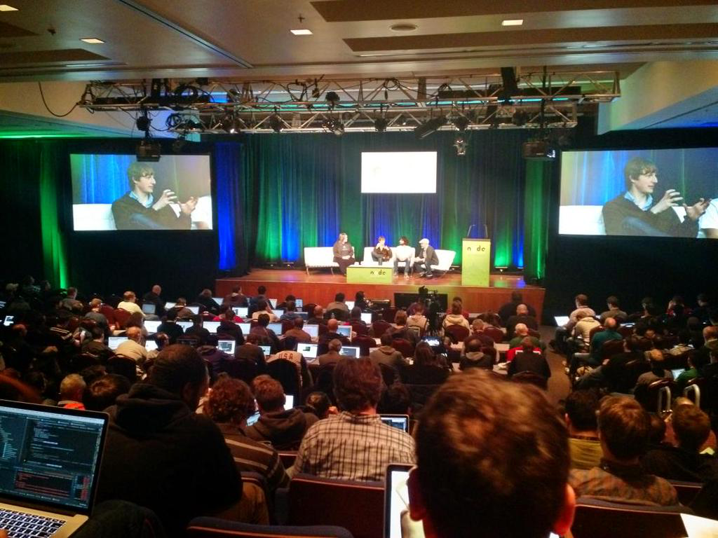 NodeSummit IoT panel