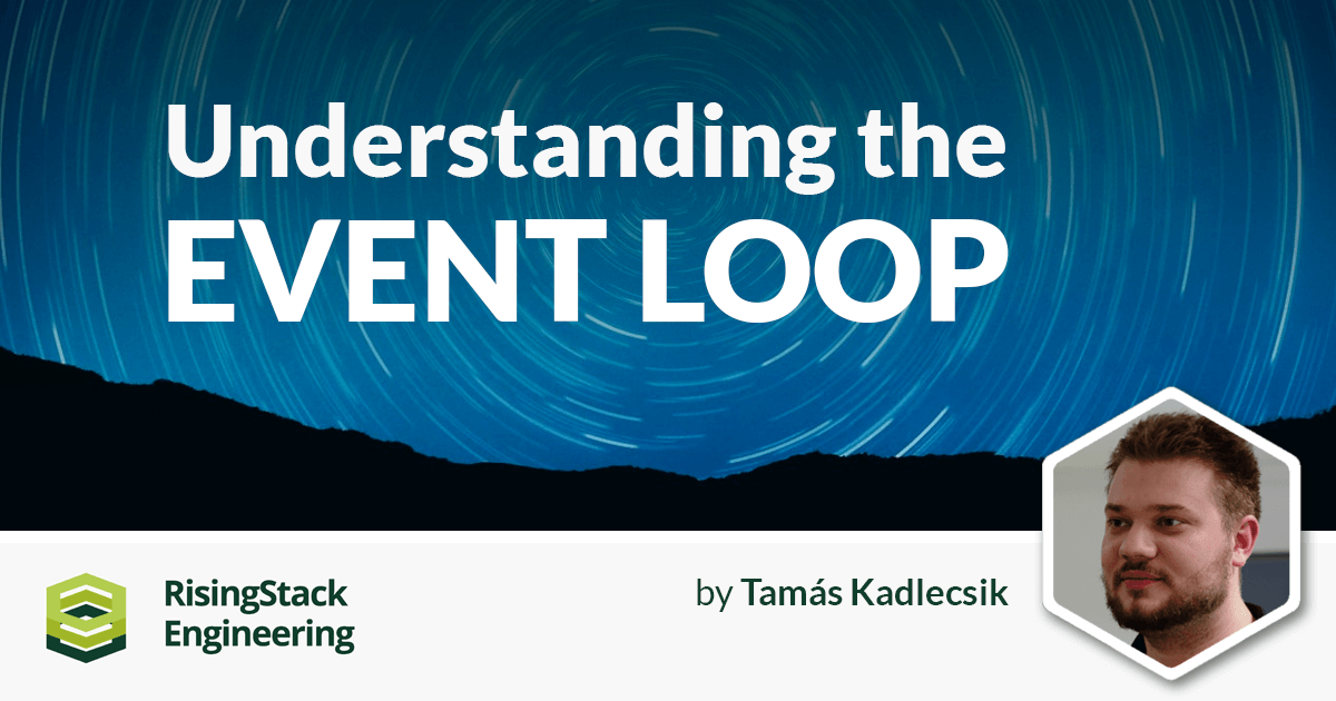 Understanding the Node.js Event Loop - Node.js at Scale