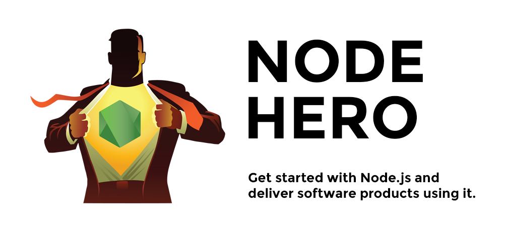 Node Hero - Getting started with Node.js