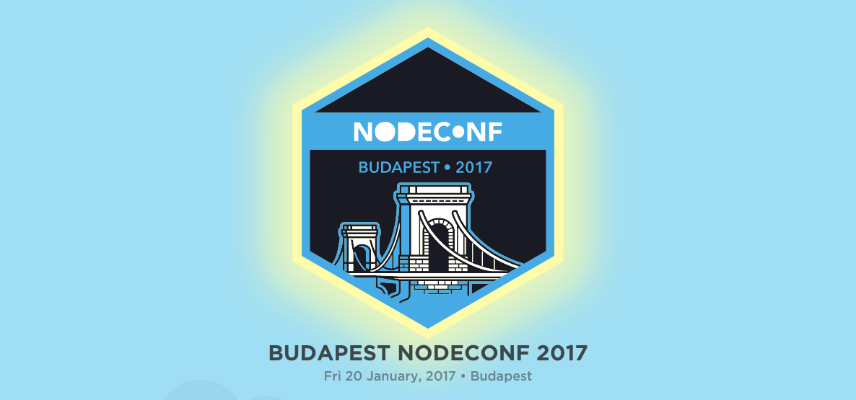 nodeconf budapest
