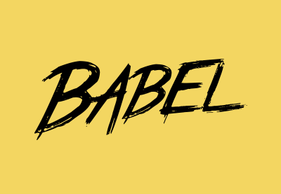 Babel logo in React.js Best Practices 2016