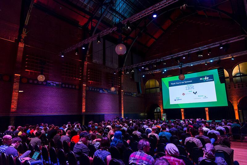 Node.js Interactive Amsterdam - Opening Keynote