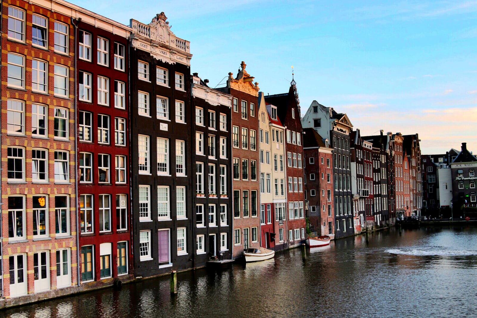 Node.js Interactive location: Amsterdam