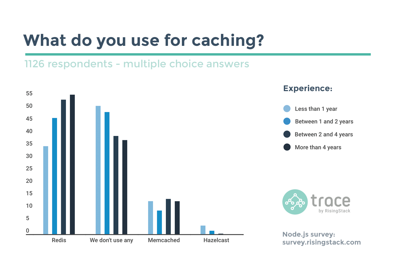 Node.js Survey - Caching usage and developer experience