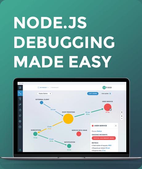 Trace Node.js Monitoring