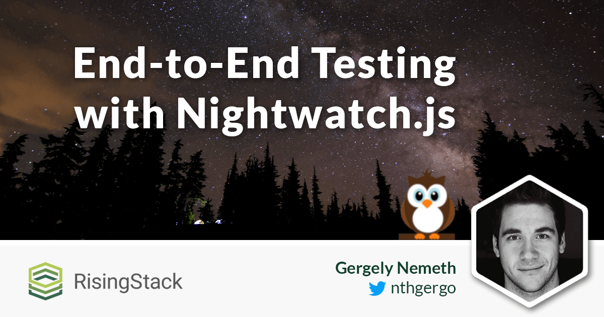 Node.js End-to-End Testing with Nightwatch.js