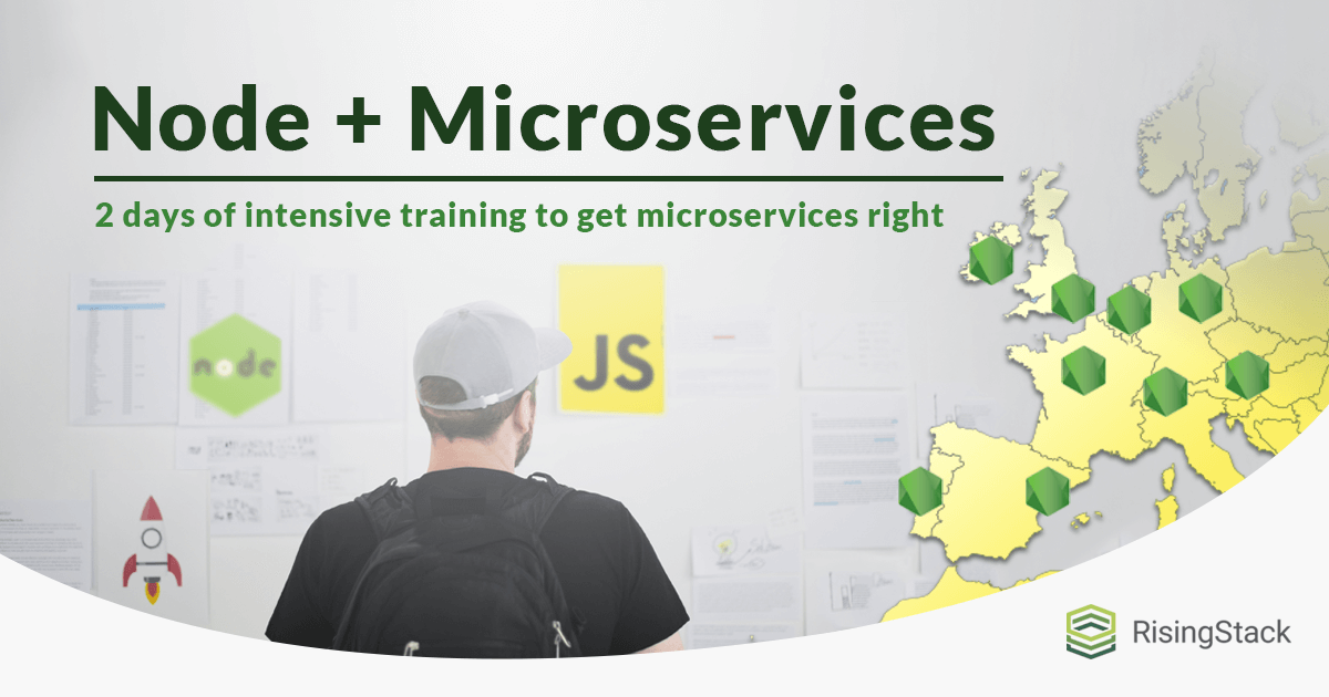 Training - Building Microservices with Node js | @RisingStack
