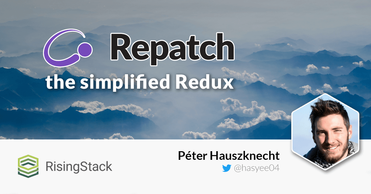 Repatch - the simplified Redux