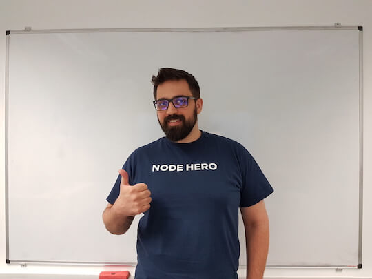 Robi Node Hero