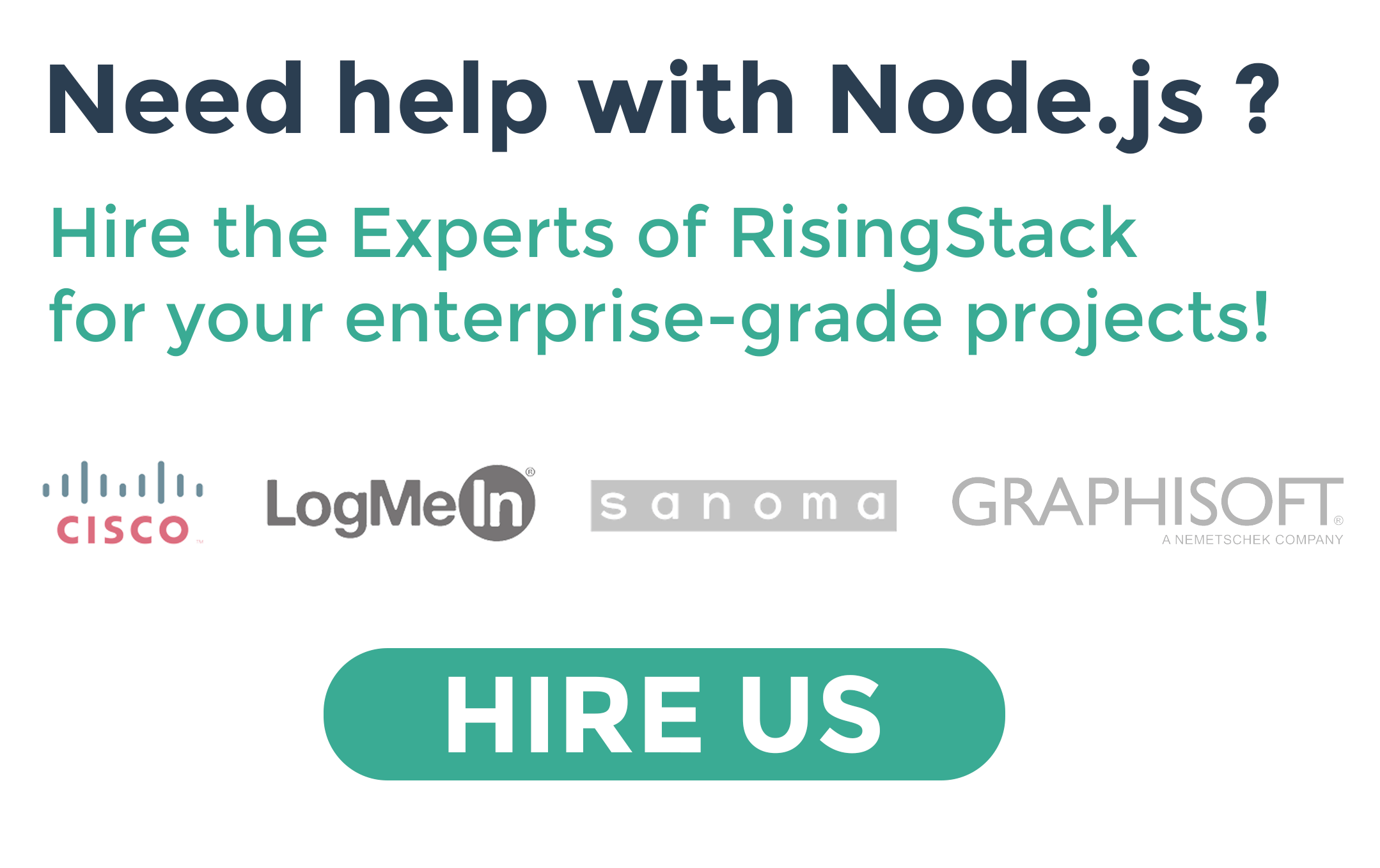 Hire the Node.js Experts of RisingStack